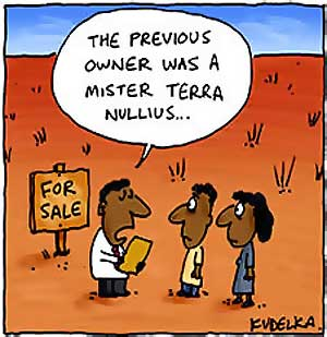"""terra nullius Terra nullius is a legal concept, arising from the roman legal concept of res nullius res nullius means """"nobody's thing,"""" and applied to such things as wild beasts, lost slaves, and."""