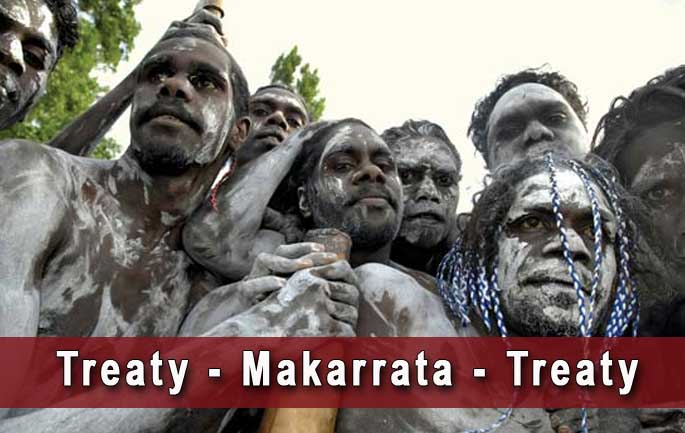Treaty - Makarrata - Treaty